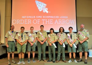 2017-2018 Lodge Officers